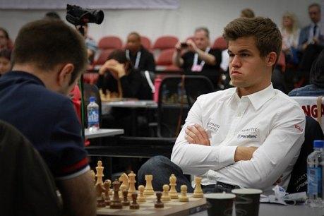 Magnus Carlsen (Norway)
