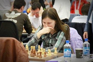 Natalia Pogonina (Russia)