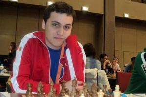 Alan Pichot (2473), Campeão Mundial sub16, Argentina.
