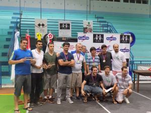 Quintiliano entre feras no pódio do Floripa Chess Open 2015