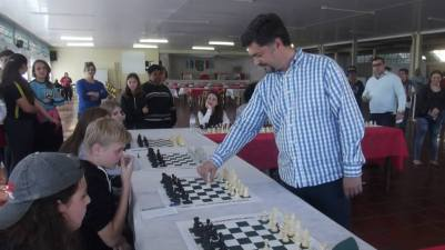 Todorovic encontrou dificuldades no desafio