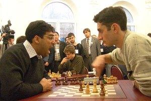 Blitz chess - Anand
